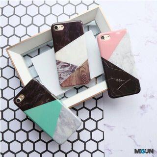 Triangle Marble Soft Case