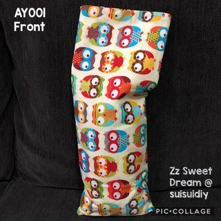 AY001 ~ Baby's Beansprout Husk / Buckwheat Hull Pillow