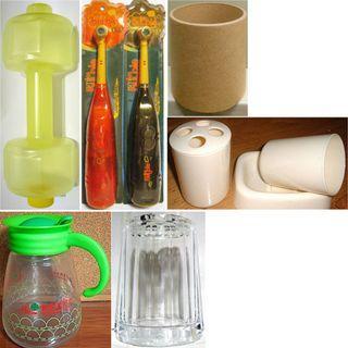 沁涼壺 泡茶壺 冷水壺玻璃水瓶、隨行杯保溫杯、啞鈴水壺運動水壺隨身壺 紙捲筒捲軸 壓克力牙刷架 漱口杯 皂盒