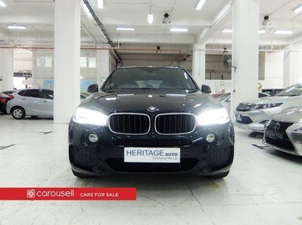 BMW X5 xDrive35i M-Sport Sunroof