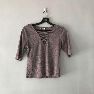 🚚 BN Temt ribbed top
