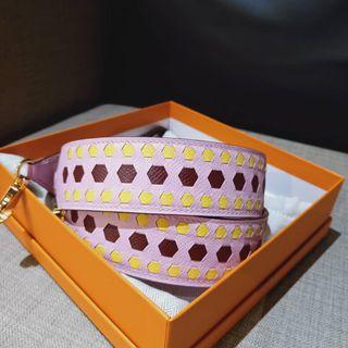 new Hermes tressage strap