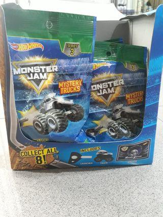 Hot Wheels Monster Jam Series 3