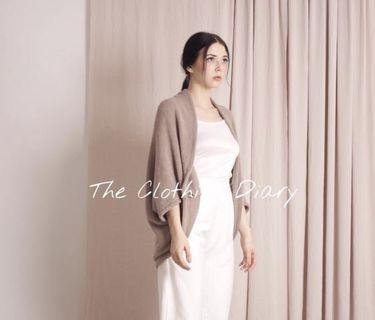 Mona Outer - The Clothing Diary