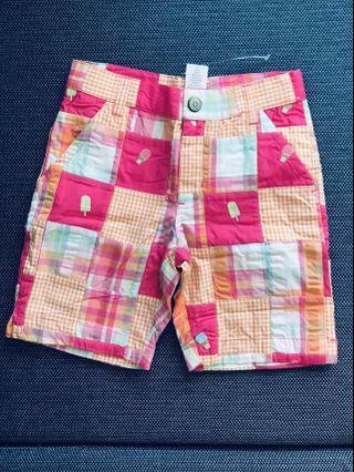 Gymboree checkered shorts 5T