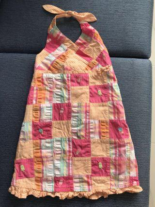Gymboree Popsicle 6T dress (free post)