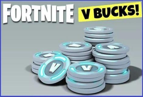 Fortnite VBucks Top-Up PC / MOBILE / XBOX / SWITCH / PS4 [CHEAP 5 MIN DELIVERY]