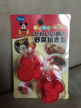 Japan Mickey Mouse Food Cutter