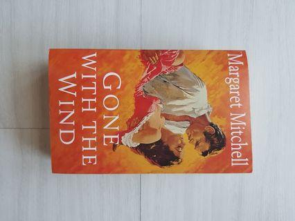 Novel Inggris Gone with the wind
