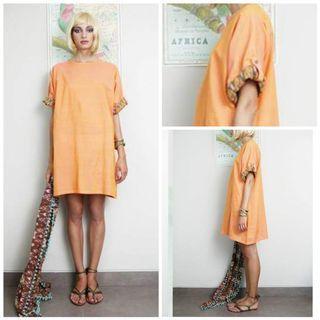 2010 made with love batik dress gaun baju atasan *new*