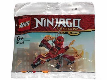 LEGO 30535 Ninjago Fire Dregin polybag