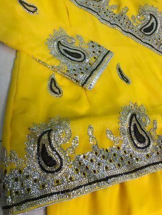 kurung saree