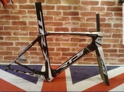 Original RTS TTRX Carbon Frames