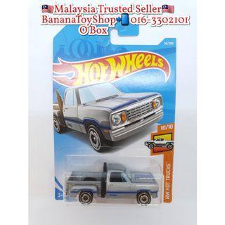 100% Original Hotwheels Series 55/250 1978 DODGE LIL RED EXPRESS TRUCK J