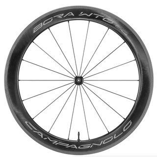 Campagnolo WTO 45 / 60 Clincher Tubeless Wheelset