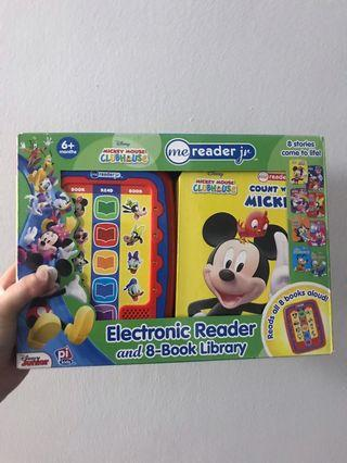 🚚 Disney Electronic Reader Book