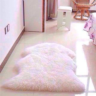 Soft Sheepskin Rug Chair Cover #50under