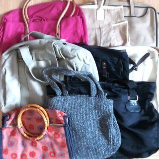[舊]實用男女手袋(每個$20)