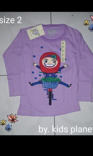 Kaos anak muslim #BAPAU GIVEAWAY