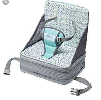 First years portable high chair seat 食飯椅 接近全新