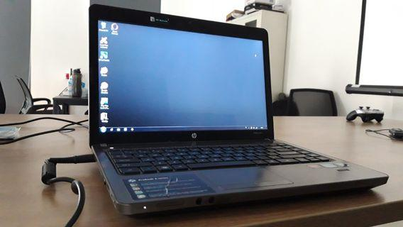 HP ProBook 4431s Silver