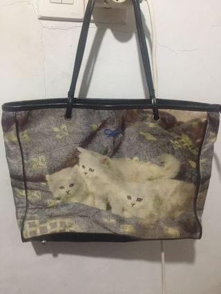 tote bag animal print