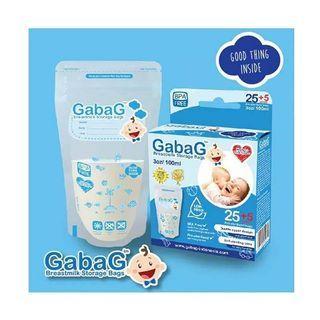 Kantong asi GABAG newborn isi 23