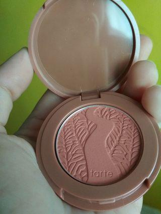 [ PRELOVED ] [ 🆓 POSTAGE ] AUTHENTIC Deluxe Size Tarte Amazonian Clay 12 Hour Blush - First Class