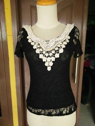 Paket lace blouse
