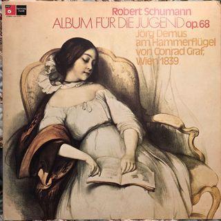 舒曼-給青年人(鋼琴雙碟)