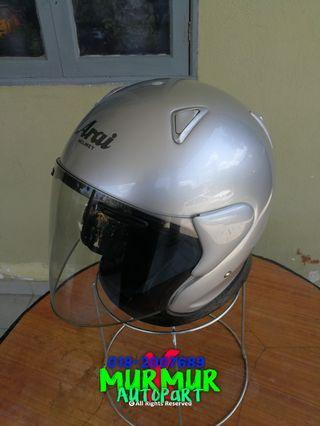 Arai SZM Silver saiz XL RM599 ONLY
