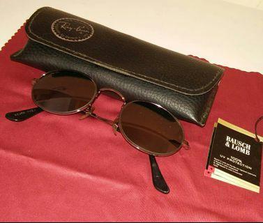 Ray Ban Vintage Round Sunglasses 太陽眼鏡