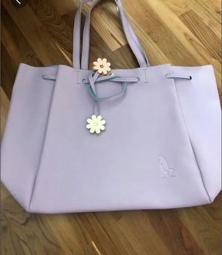 Tote Bag by Jennifer Sky / Not Coach / not Tory Burch / not LV