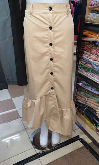 Assymetrical Maxi Skirt