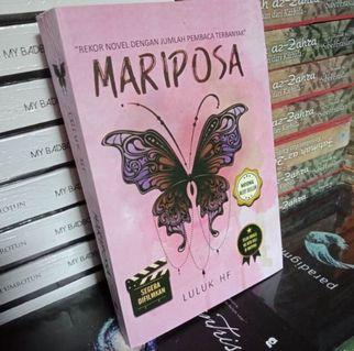 Novel #BAPAU