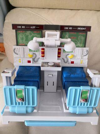 兒童玩具 醫院 診所 外星人 模擬遊戲