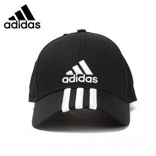 Ready Stock Adidas Three Stripe Cap