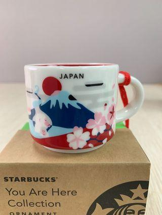 Starbucks 第一代Japan Spring Collection 2FT/ 59ML