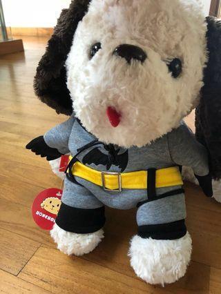 Dog Batman costume/dog clothes