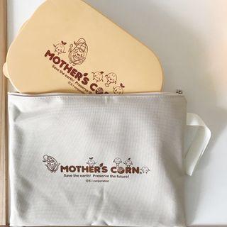 Mothercorn Lunch box (tempat makan anak)