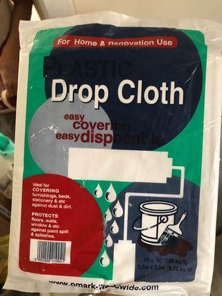 Drop cloth - painting