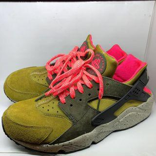 Nike Air Huarache Run Premium desert moss 43