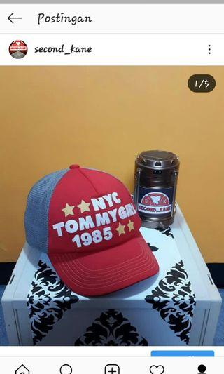 TOPI NYC x TOMMY GIRL SECOND ORIGINAL