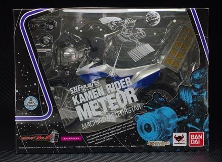 SHF Fourze Meteor Star Machine  流星 號 幪面超人 Kamen Rider