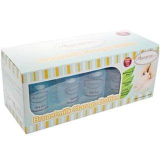 Autumnz breastfeeding Storage milk bottles x 10 pcs, 150ml
