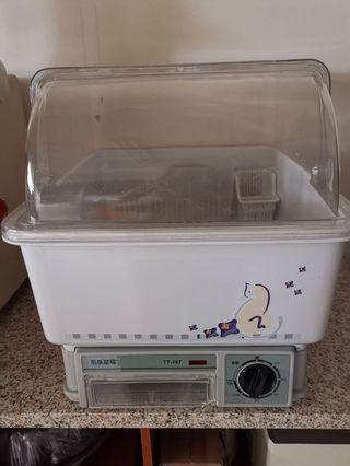 🚚 名象 8人份 直熱式 乾燥烘碗機 TT-767
