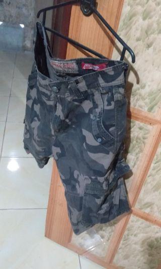 #BAPAU  Celana Army