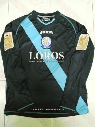 Leicester away 125years jersey 2009/10 M