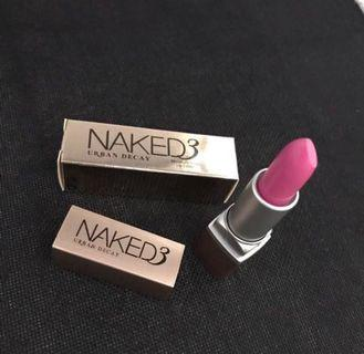 🔥NAKED 3 URBAN DECAY MOISTURE STAY LIP COLOR 105