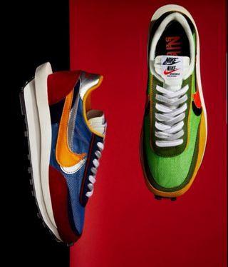 FULL* PO Nike X Sacai LDV Waffle